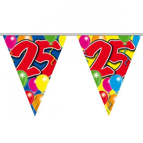25 jaar vlaggenlijn