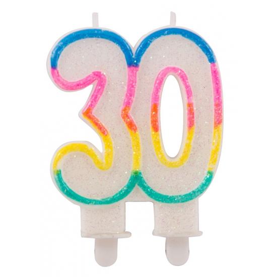 30 feest kaars