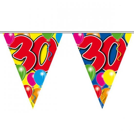 30 jaar vlaggenlijn