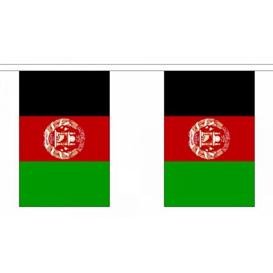 Afghanistan vlaggenlijn
