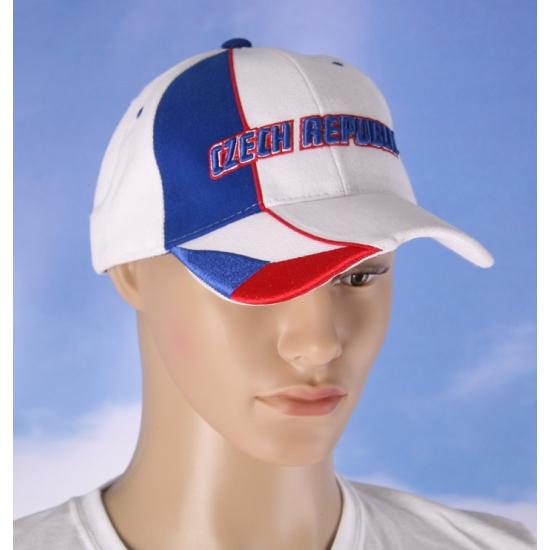 Baseballcap Tsjechi