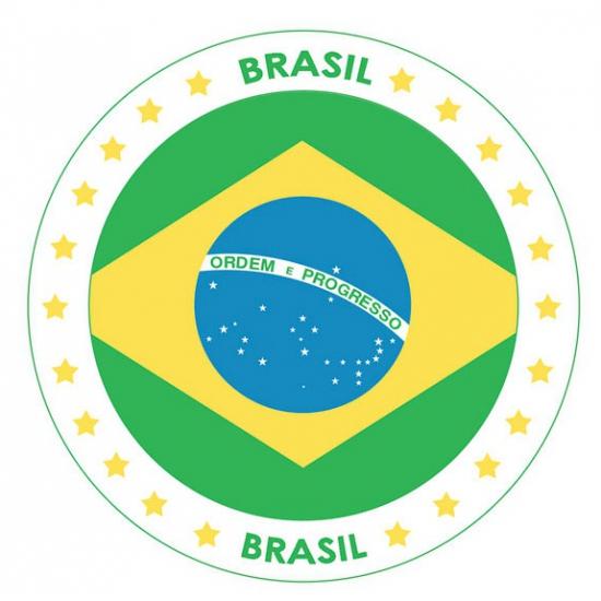 Bierviltjes Brazili