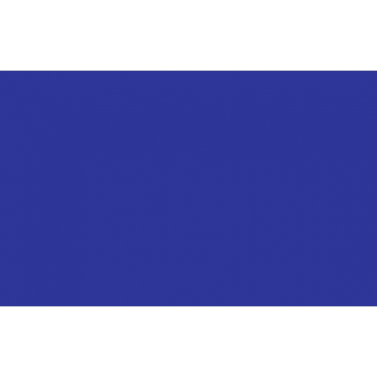 Blauwe polyester vlag 150 x 90 cm