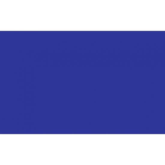 Blauwe vlag van polyester 150 x 90