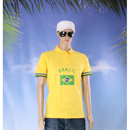 Braziliaanse poloshirts voor heren