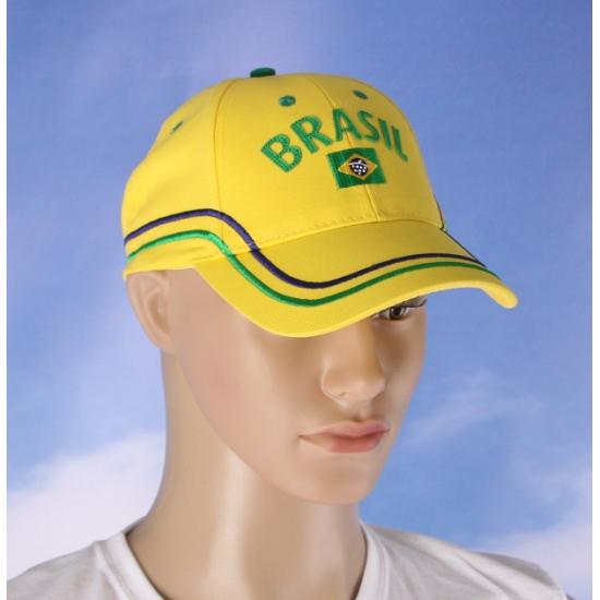 Brazilie pet geel voor volwassenen