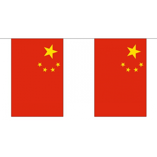 Buiten vlaggenlijn China 3 m