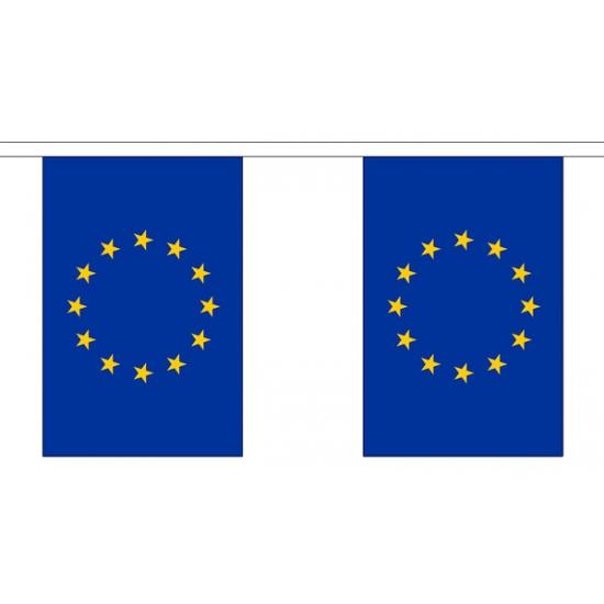 Buiten vlaggenlijn Europa 3 m