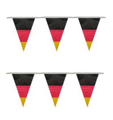 Duitse vlaggenlijn 10 meter