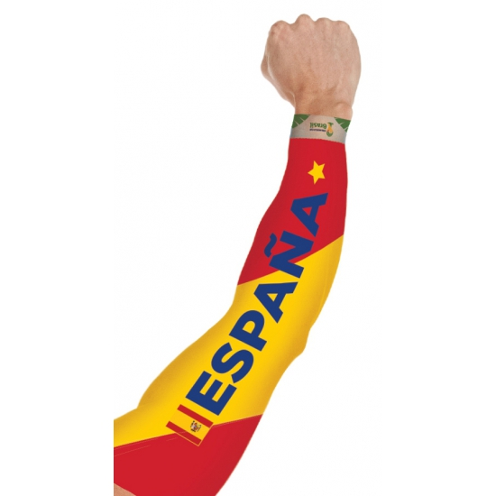Espana tattoo mouwen voor volwassenen