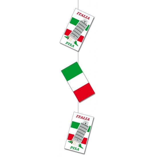 Feestartikelen Italie deco hanger