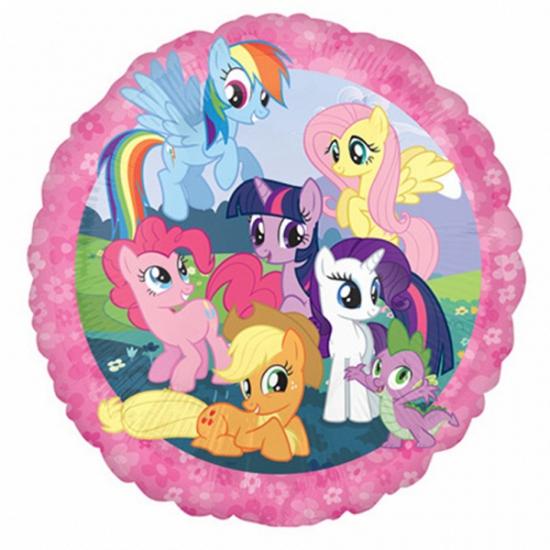 Folie ballon My Little Pony thema