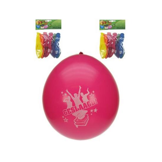 Geslaagd ballonnetjes