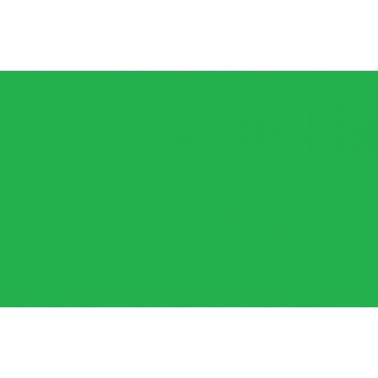 Groene vlag van polyester 150 x 90