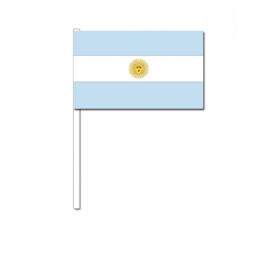 Handvlag Argentinie 12 x 24 cm
