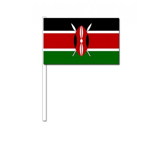 Handvlag Kenia 12 x 24 cm