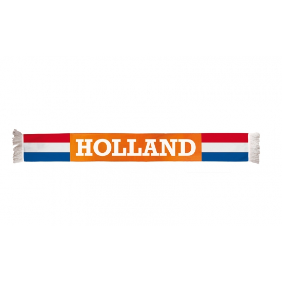 Holland supporters sjaal 150 x 16 cm