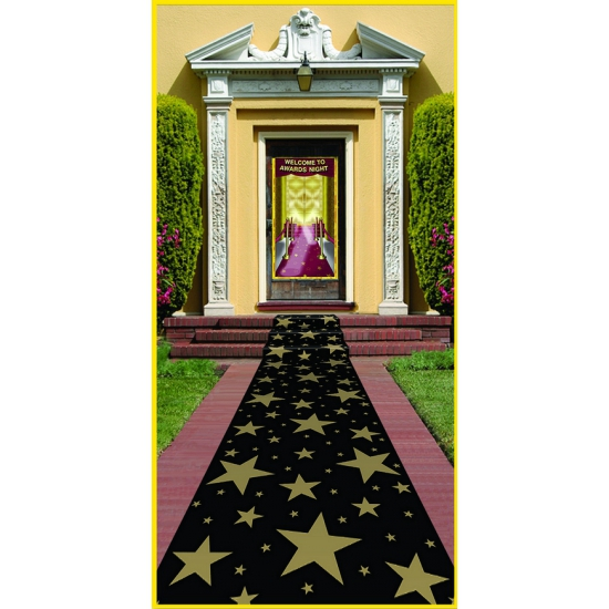Hollywood thema loper 3 meter