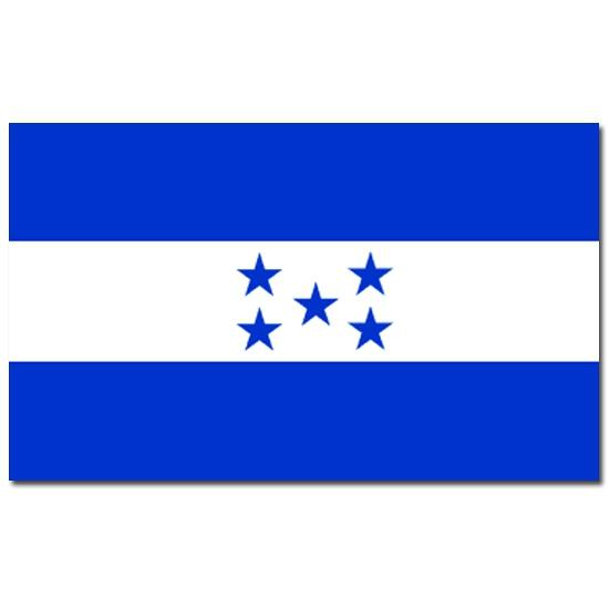 Honduras vlaggen