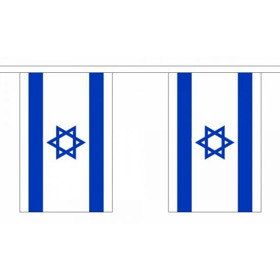 Israel vlaggenlijnen