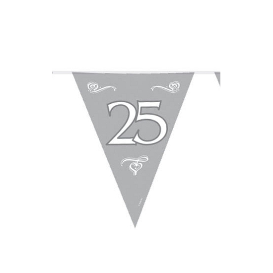 Jubileum vlaggenlijn 25 jaar