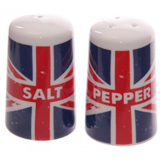 Keuken peper en zout stel Union Jack