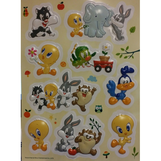 Kinderstickers Looney Tunes