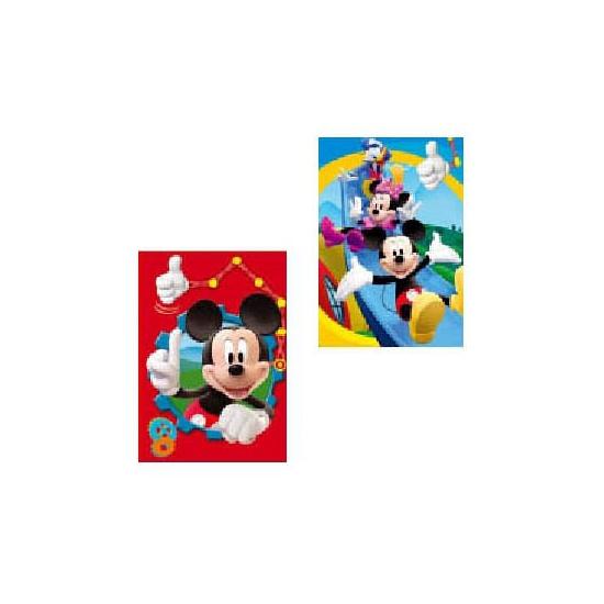 Kinderverjaardag Mickey Mouse wenstkaarten Disney