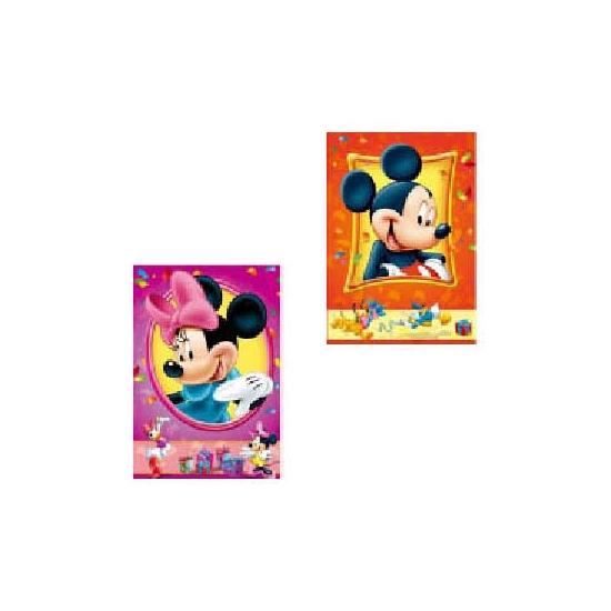 Kinderverjaardag Mouse wenstkaarten Disney
