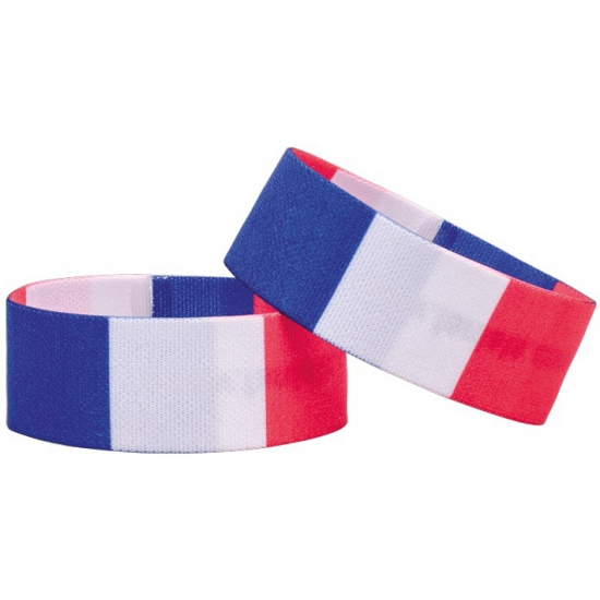 Landen armband Frankrijk