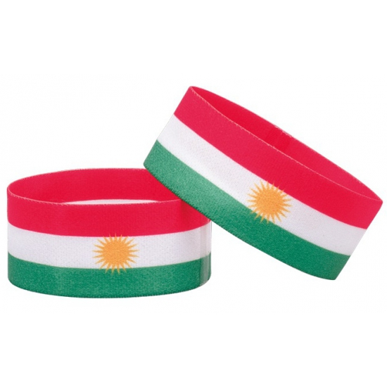 Landen armband Koerdistan