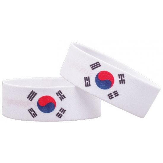 Landen armband Zuid Korea