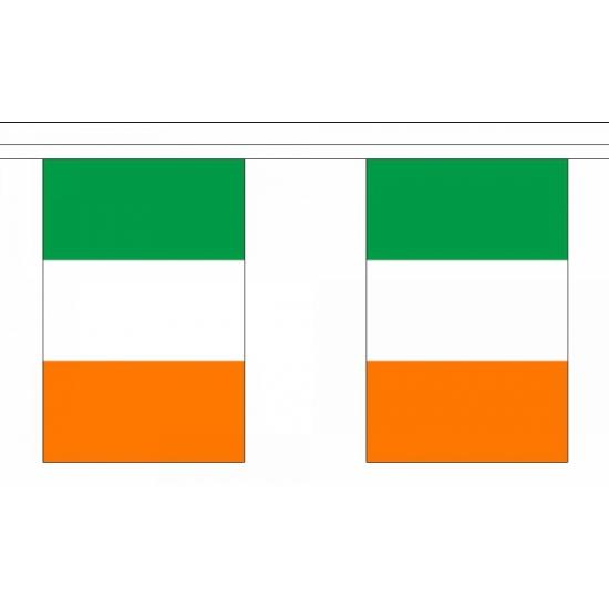 Luxe Ierland vlaggenlijn 9 m