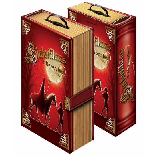 Luxe kado verpakking voor Sinterklaas