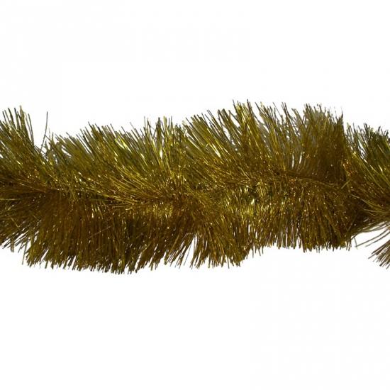 Luxe kerst decoratie slinger goud 2 meter