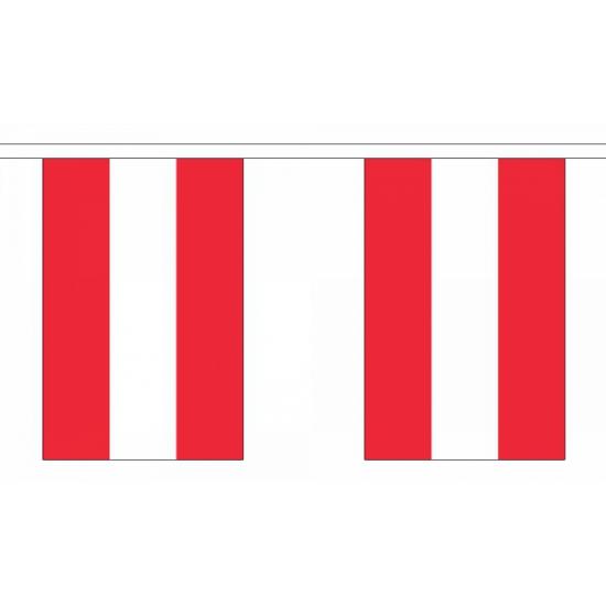 Luxe Oostenrijk vlaggenlijn 9 m