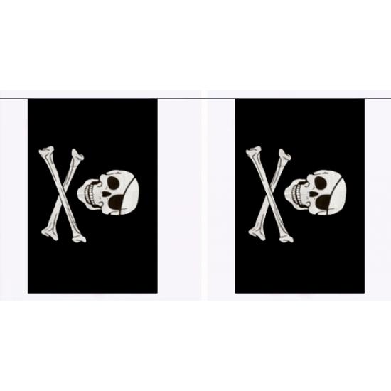 Luxe piraten vlaggenlijn 9 m
