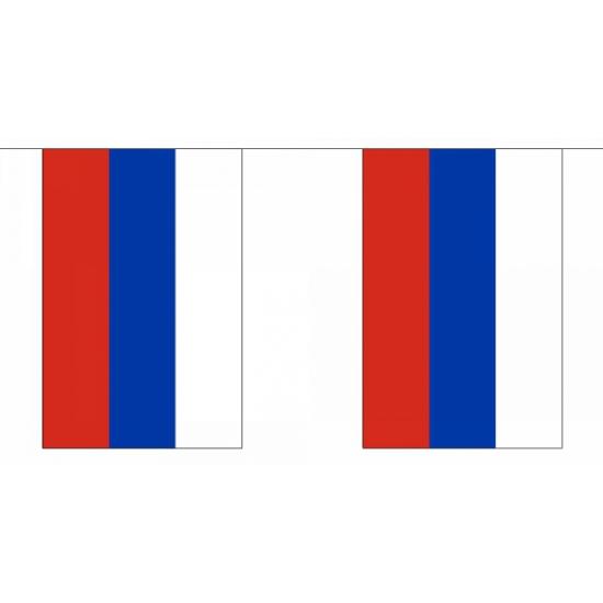 Luxe Rusland vlaggenlijn 9 meter
