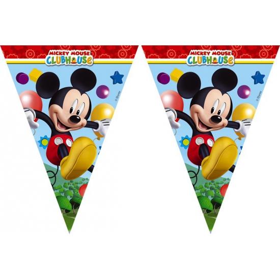 Mickey Mouse vlaggenlijn 3 meter