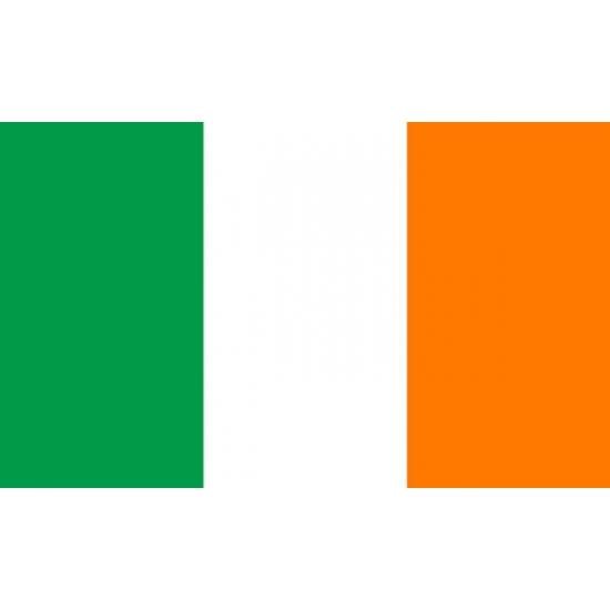Mini vlag Ierland 60 x 90 cm