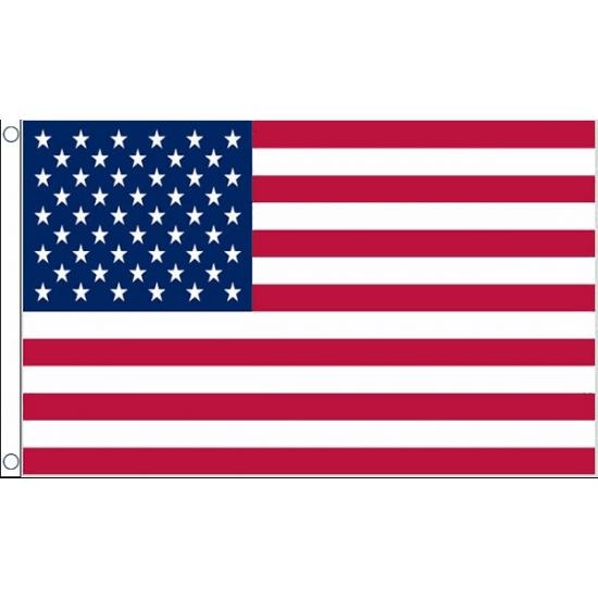 Mini vlag USA 60 x 90 cm