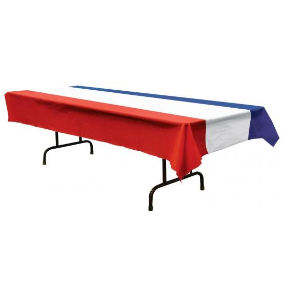 Nederlandse vlag tafelkleed