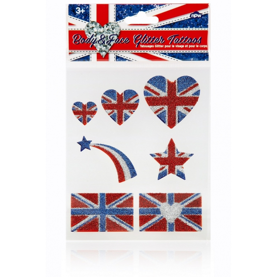 Nep tatoeage Engeland