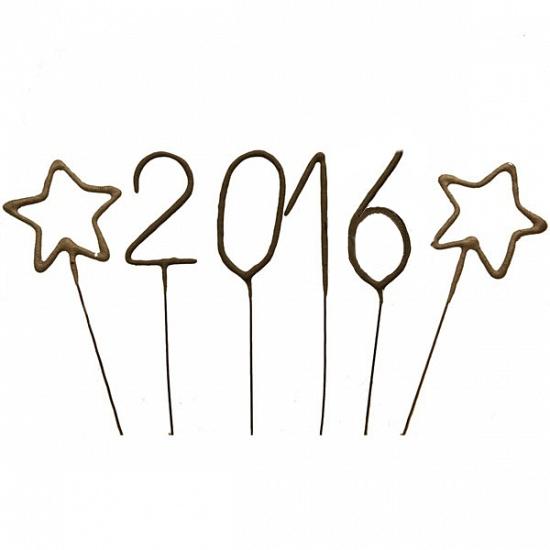 Party sterretjes 2016