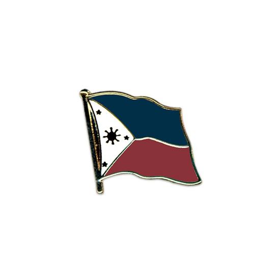 Pin speld vlag Filipijnen 20 mm