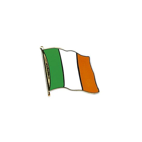 Pin speld vlag Ierland 20 mm