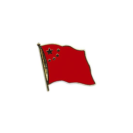 Pin vlag China