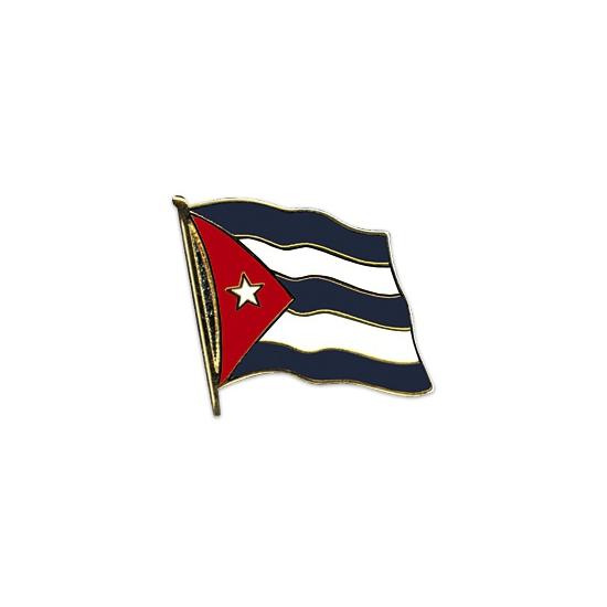 Pin vlag Cuba