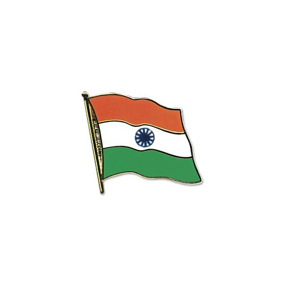 Pin vlag India