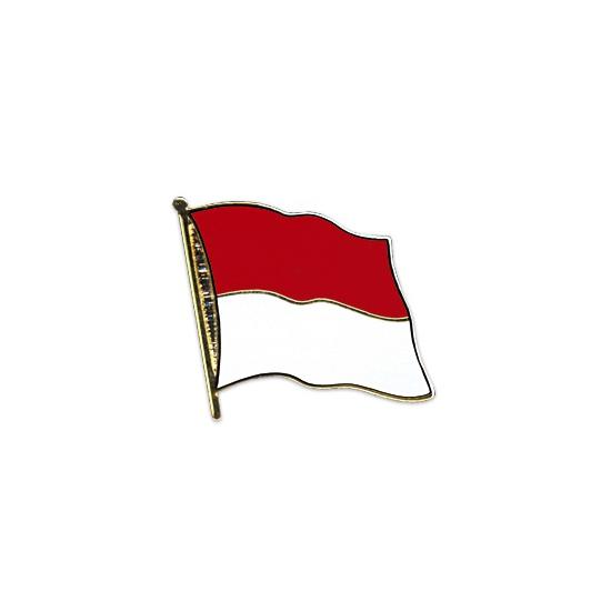 Pin vlag Indonesie
